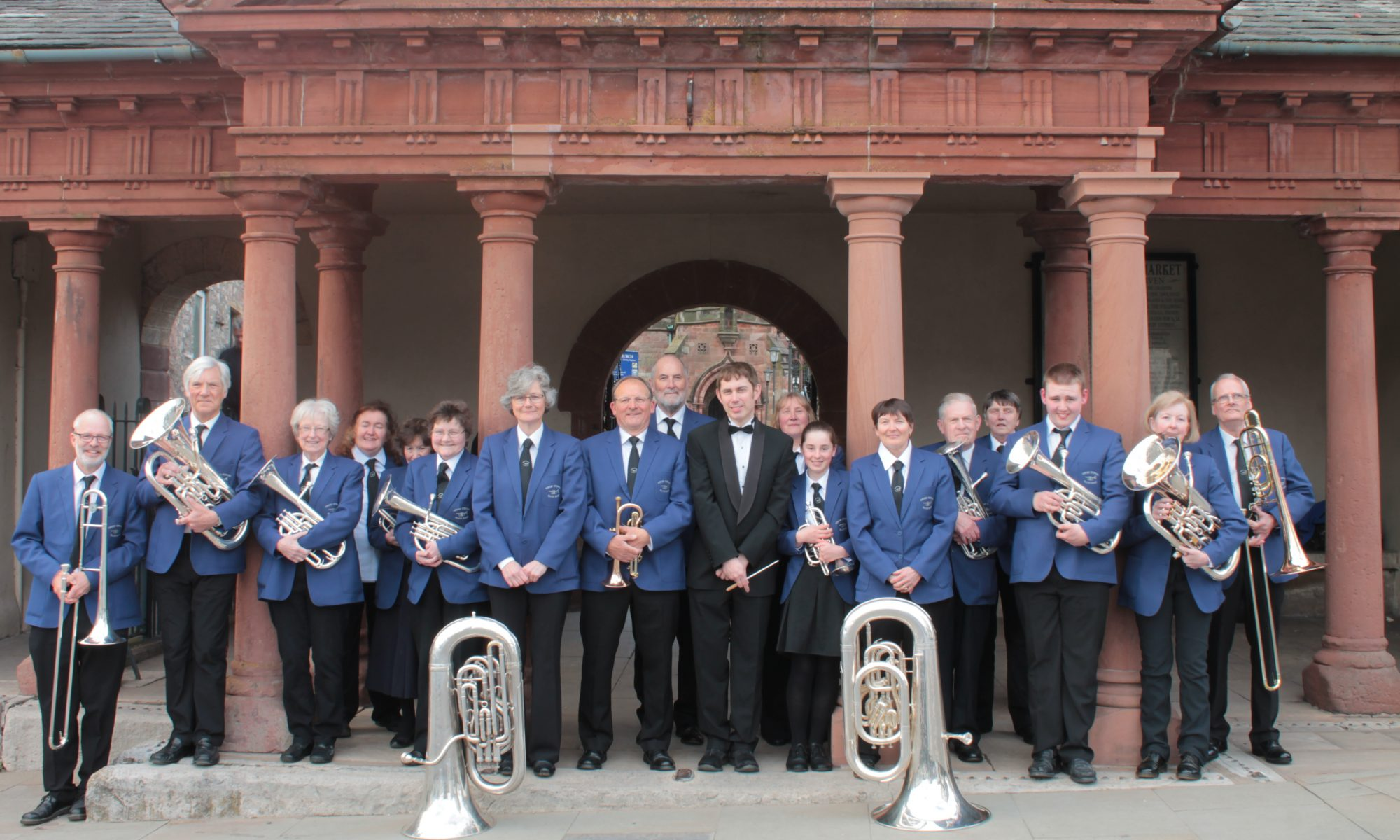 Kirkby Stephen Silver Band